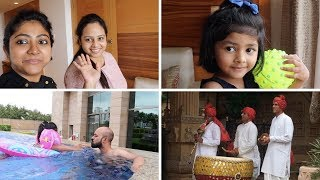 DELHI VLOG 3 | LIFE IN A SUITE | MEET MY SIL