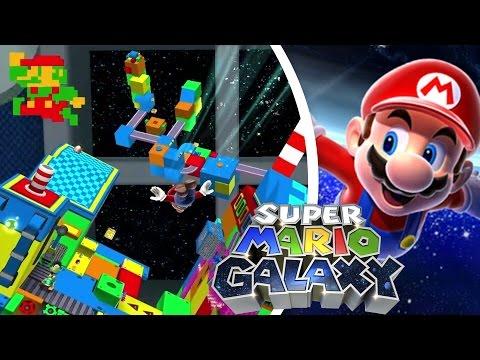 Mario Boing? | Parte 12 | Super Mario Galaxy [1080P-60FPS] - MarkGamer03