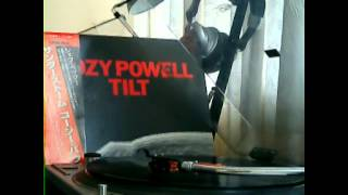 Living a lie - Cozy Powell (Tilt 1981)