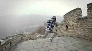 �������� ���� Самый крутой танец под Dub Step ������