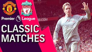 Man United v. Liverpool | PREMIER LEAGUE CLASSIC MATCH | 3/14/09 | NBC Sports