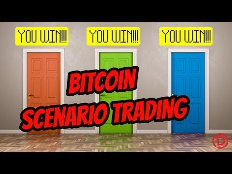 🏆Bitcoin traden? Denk in Scenario's! | Doopie Cash