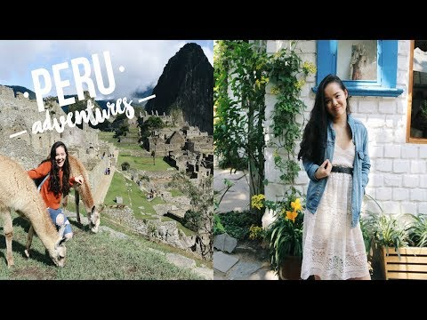 Peru Adventures | Lima, Cusco, & Machu Picchu Travel Diary