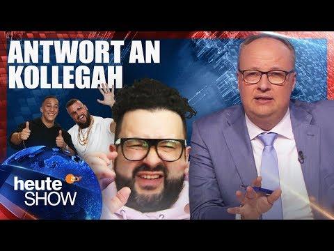 Antisemitismus im deutschen Rap? Ein Echo für Kollegah und Farid Bang   heute-show vom 20.04.2018