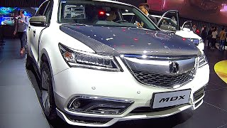 New Acura MDX 2016, 2017 Interior, Exterior Video