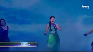 Ximena Magaña - El Amor Coloca - Concierto 5 | Academia Kids Lala 2