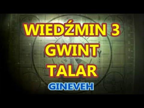 Wiedźmin 3 - Gwint Talar karta Geralt - YouTube