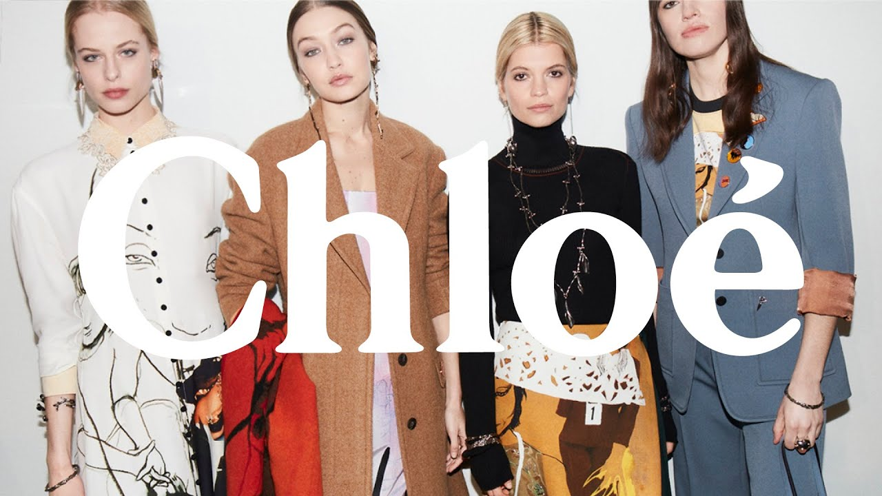 Chloé Fall-Winter 20: Gigi Hadid, Kaia Gerber, Ariane Labed and more exclusive Interviews