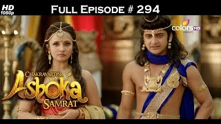 Chakravartin Ashoka Samrat - 14th March 2016 - चक्रवतीन अशोक सम्राट - Full Episode (HD)
