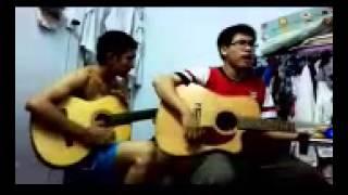 Guitar hay - Tình Như Lá Bay Xa - Huỳnh Linh Cơ and Friends