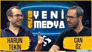 Müzik - Harun Tekin I Cesur Yeni Medya: Gelenekten Dijitale