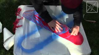 Adrenln Industries - Custom Skateboard Painting