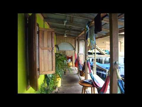 Aqua Lounge Hostel & Bar Tour: Bocas Del Toro, Panama OVERWATER