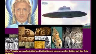 Огромная цивилизация Ариев по всему миру. Внеземные Творцы. НЛО и Иисус Христос (Радомир).