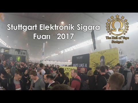 Hall of Vape Stuttgart - Elektronik Sigara Fuarı