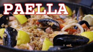 Paella Filipino Style