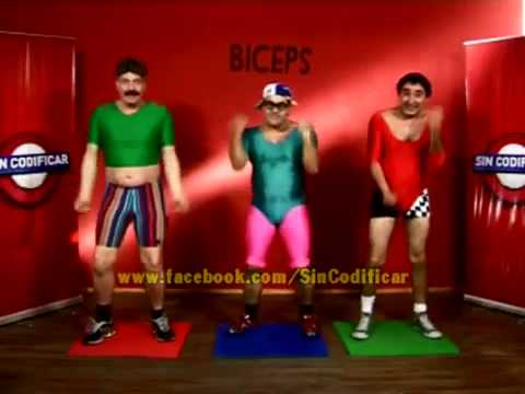 video de los rebos el baile del cuadrado