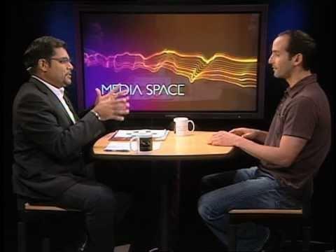 Media Space: Episode 2 - Elan Lee, Founder/Chief Designer at Fourth Wall Studios