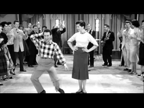 Rock & Roll Dance  1956  Earl Barton & Lisa Gaye