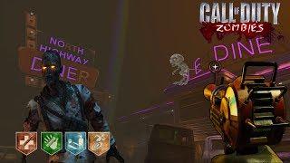 CALL OF DUTY: BLACK OPS 2 ZOMBIES PS3   TRANZIT Y MOB OF THE DEAD JUGANDO CON SUSCRIPTORES