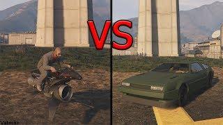 Oppressor MK2 VS Deluxo в GTA Online
