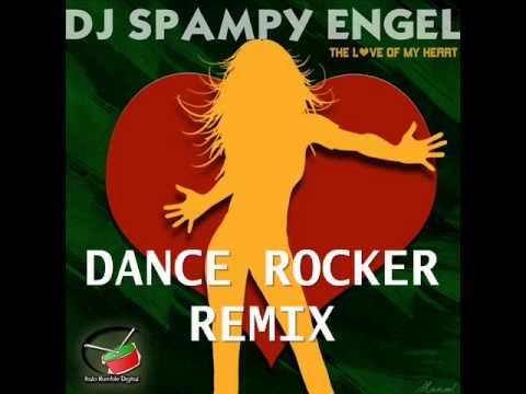 Dj Spampy Engel - The Love Of My Heart (Dance Rocker Remix) PREVIEW