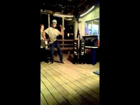 Dancing at yacht club...