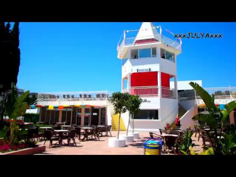 Innvista Hotel territory (Turkey, Belek) - Территория отеля Innvista (Турция, Белек)