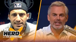 Rodgers' play is strong but he lacks leadership, Dalton starts w/ Dallas — Gottlieb   NFL   THE HERD