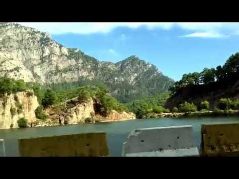 Turkey's natural beauty Isparta Ağlasun / Türkiyenin Doğal Güzellikleri Isparta Ağlasun