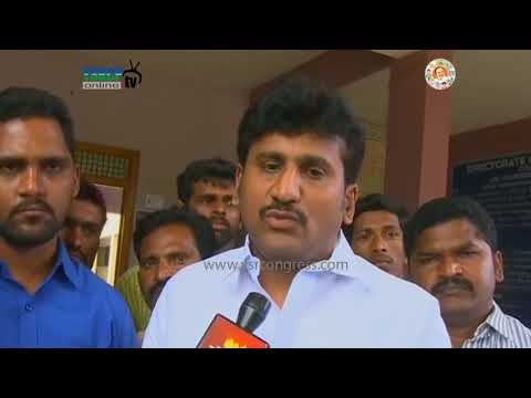 Anantapur : YSRCP Leader T.Prakash Reddy speaks on party membership Programme - 21st Sep 17