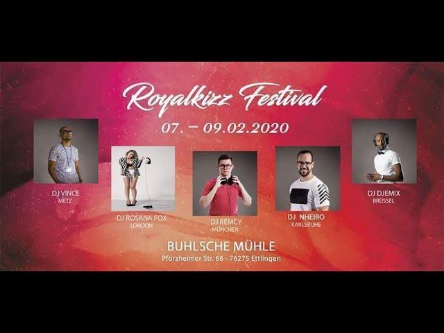 [Events] RoyalKizz Festival