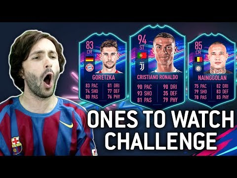 BRUTALAN ONES TO WATCH U PACKU NAKON OSVOJENOG DRAFTA!! FIFA 19 Draft Challenge