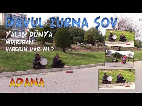 Adana TAŞKÖPRÜ ve DAVUL Zurna, Sokak KONSERİ