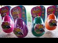 BABY DOLLS & LITTLE GIRLS Review EGG BABIES Series 1