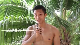 Contestant No. 9 Johan B Sabri - Manhunt Singapore 2015