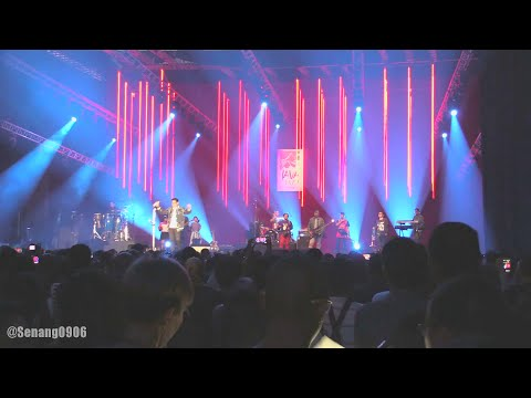 Afgan - Knock Me Out @ JJF 2016 [HD]