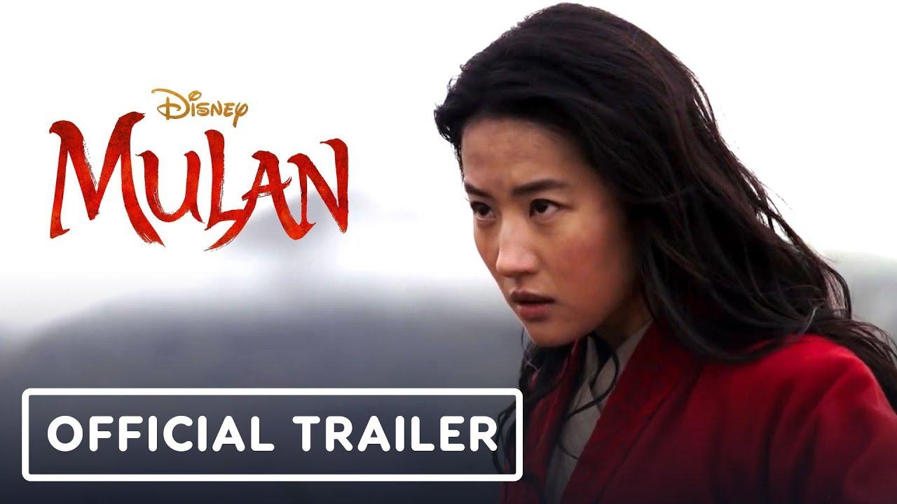 Mulan Official Trailer 2 2020 Yifei Liu Donnie Yen Youtube