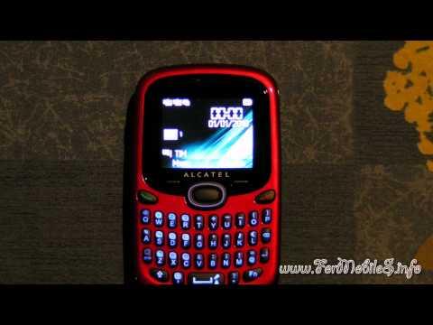 Inserimento di 2 SIM e prima accensione di Alcatel OT-255D