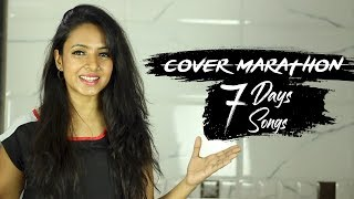 ANNOUNCEMENT | Cover Marathon | Starting 23rd June '18