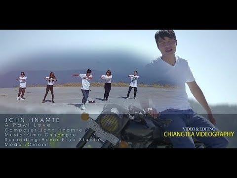 Music Video Thar 2018 | John Hnamte - A pawi love (Official Video)