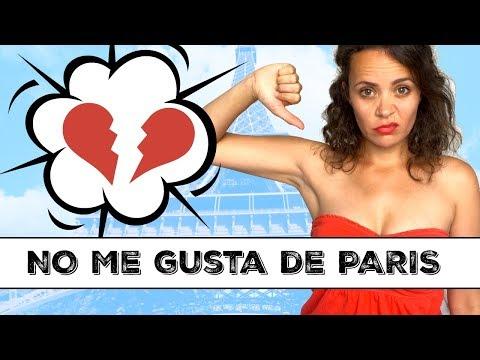 Lo que no me gusta de FRANCIA / Una Mexicana en Paris