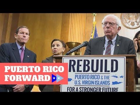 Puerto Rico Forward: Congress and a Post-Maria PR