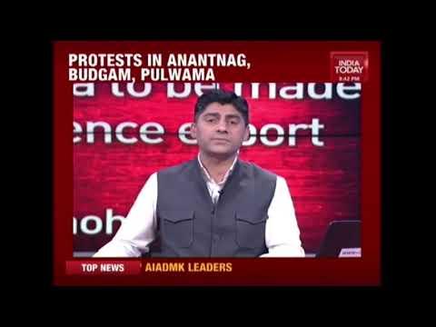 India First: Hafiz Saeed Against Trump's Declaring Jerusalem As Israel's Capital