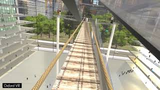 Virtual rope bridges can challenge a patient's fear of heights | Science News