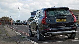 2017 Volvo XC90 T8 - a 400bhp luxury sleeper?   Music Motors Ep: 17