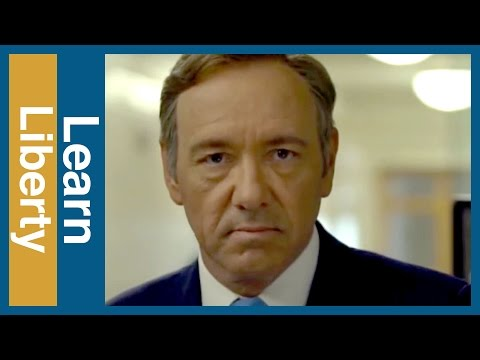 Frank Underwood's Top 3 Lessons for the Voting Public | House of Cards Review | Learn Liberty