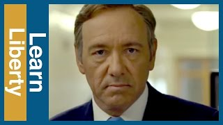 House of Cards: Is Frank Underwood In Our Government? - Learn Liberty(How realistic do you think the political portrait in House of Cards is? What, if anything, do you think should be done to change the political system in the United ..., 2014-02-19T18:58:14.000Z)