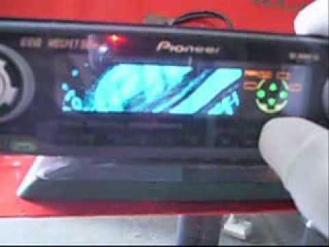 stereo pioneer deh p6300