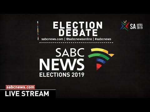 #SABCNews Western Cape Election Debate:11 April 2019
